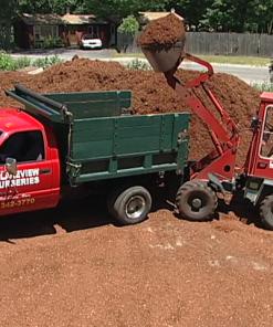 Bulk Bark Mulch and Soils