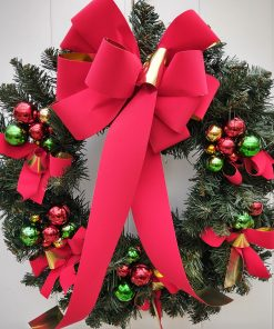Fully Decorated Wreaths