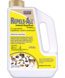 Animal Control and Repellents